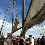 Photo taken at Tall Ship Kajama by Toast on 9/28/2014