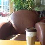 Photo taken at Caribou Coffee by Omar on 11/10/2012