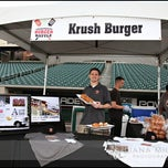 Photo taken at Sacramento Burger Battle 2014 by Sacramento Burger Battle 2014 on 7/18/2013