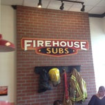 Photo taken at Firehouse Subs by Sean (Chewy) O. on 1/3/2013