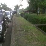 Photo taken at Kawasan Industri Kiic by devina a. on 5/23/2014