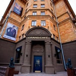 Photo taken at Grand Café by Svetochka on 1/5/2013