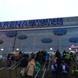 Photo taken at Arena Nürnberger Versicherung by Michael on 1/6/2013