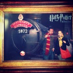 Photo taken at Harry Potter: The Exhibition by Kittiphong B. on 4/1/2013