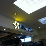 Photo taken at Cinépolis by Blanca on 6/25/2013