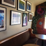 Photo taken at Bandon Coffee Café by Seth C. on 1/4/2014