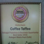Photo taken at Coffee Toffee Office by RIDWAN T. on 11/29/2012