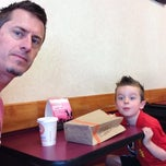 Photo taken at Dunkin' Donuts by Davis M. on 8/11/2013