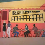 Photo taken at Sinuca da Lapa by Ângela A. on 8/17/2013