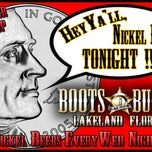 Photo taken at Boots N Buckles Saloon by Boots n B. on 3/7/2013