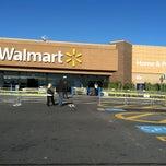 Photo taken at Walmart by Sarah on 11/22/2012