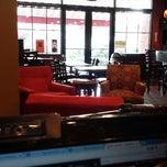 Photo taken at Mentobe Cafe by Sai I. on 6/8/2013