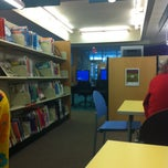 Photo taken at Wake Forest Community Library by Hadiqa M. on 2/12/2013