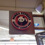 Photo taken at Panda Express by avagun on 5/12/2013