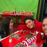 Photo taken at Hamburguesas Garfield by Jose Antonio B. on 1/5/2015