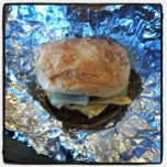 Photo taken at Five Guys by Phil on 1/26/2013