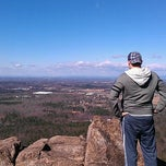 Photo taken at Crowders Mountain State Park by Fergus H. on 2/3/2013
