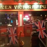 Photo taken at Queen Victoria Pub by Fergus H. on 11/5/2012