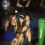 Photo taken at Grand Paragon Hotel & Karaoke by Gladys N. on 3/13/2013