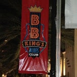 Photo taken at BB King's Blues Club by Mitch Z. on 11/16/2012