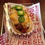 Photo taken at Smashburger by Kinsey on 7/13/2013