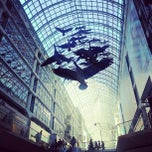 Photo taken at Toronto Eaton Centre by Sharon S. on 10/4/2012