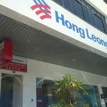 Photo taken at Hong Leong Bank by ♚Ĵ∂Ħи₢∂Rиєя♚ on 5/27/2013