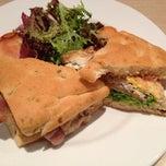 Photo taken at Big O Cafe & Restaurant by MsBonVivantSG on 10/14/2012