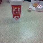 Photo taken at Wendy's by Rudy R. on 12/8/2012