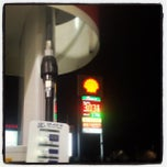Photo taken at Shell by Michael C. on 12/7/2012