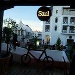 Photo taken at Saul E Mendez Cayala by Sylvia B. on 10/14/2012