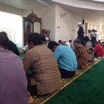 Photo taken at Masjid Nur Asmaul Husna by Enam Volt W. on 3/6/2015