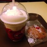 Photo taken at CAFFÉ PASCUCCI by HYUNDAN K. on 11/11/2014