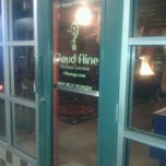 Photo taken at Cloud 9 Hookah Lounge by Nicole G. on 9/15/2012