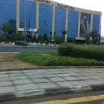 Photo taken at Al Jazira Bank | بنك الجزيرة by Ammar on 2/11/2013