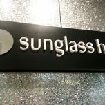 Photo taken at Sunglass Hut by AshleySnow on 12/18/2012