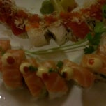 Photo taken at Sushi Mura by Mike M. on 1/4/2013