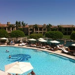 Photo taken at The Phoenician by Jared H. on 4/25/2013