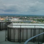 Photo taken at Hermes-Turm by doco on 5/23/2014