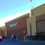 Photo taken at Walmart Supercenter by Rebecka A. on 4/27/2013