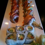 Photo taken at Cherry Sushi by Lotusstone on 10/19/2012
