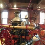 Photo taken at Fireman's Hall Museum by Jeremy O. on 11/1/2012