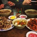 Photo taken at Chef Yu - Yuyu Za Zang by Su P. on 2/6/2013