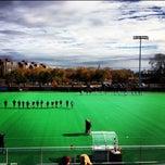 Photo taken at Jordan Field by Leslie C. on 11/3/2012