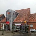 Photo taken at Super Brugsen Aakirkeby by Henrik Karl N. on 8/8/2013