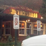 Photo taken at Jim 'N Nick's Bar-B-Q by Curry C. on 12/15/2012