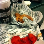 Photo taken at Wingstop by Jen M. on 7/19/2013