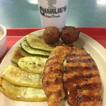 Photo taken at Catfish Charlie's by Ben S. on 1/2/2013