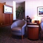 Photo taken at US Airways Club by Kobus E. on 11/9/2012
