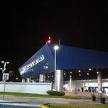 Photo taken at Aeropuerto Internacional de Monterrey General Mariano Escobedo (MTY) by Licci Z. on 7/1/2013